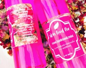Feminine Spray rosewater yoni spray mist organic hydrosol spray, roses skin no hassle returns VEGAN