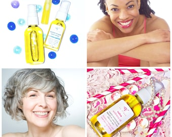 Menopause Dryness vulva vagina, hydrate and moisturize your intimate skin for comfort menopausal oil organic vegan SHIPS in  1 DAY