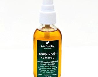 Hair Growth Oil Longer Hair Shiny healthy looking organic Vegan Moringa Oil Amla