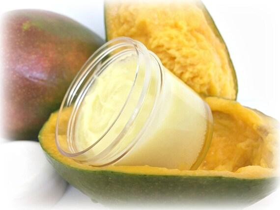 Breastfeeding Sore Cracked Nipples Mango Butter Soothing -3166