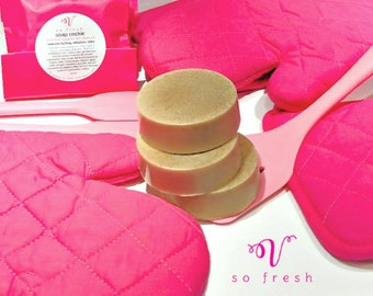 Cookie Soap Feminine Wash, soap hygiene odor apple cider vinegar Sweet Cookie organic pure clean no chemicals all natural