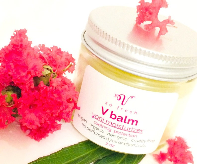 Menopause vagina Dryness Dry painful, irritation vagina intimate balm all  natural organic Post Partum Tearing Natural Balm