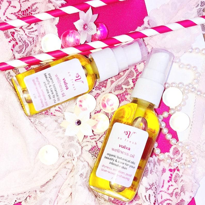 Self Care Yoni Oil Vagina Moisture, razor bumps post laser, waxing  irritation, Vegan Skin Care, Shaving Oil