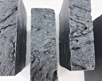 Tea Tree Charcoal Soap Detox Acne Oily Skin 85% ORGANIC
