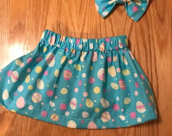 Easter skirt set