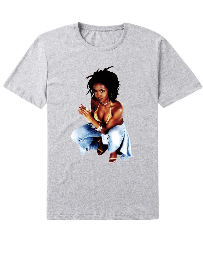 Aaliyah RnB RIP Superstar Tommy Hilfiger Iconic 90s Hip Hop T Shirt Toddler Youth Adult T Shirt Best Seller 90s Cotton Shirt
