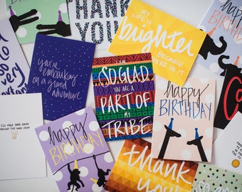 A Year of Greeting Cards - Good for All Occasions