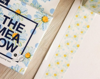 Cute washi tape - 'the meadow' | Cute Stationery
