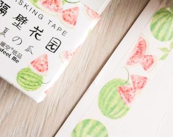 Cute washi tape - watermelon - infeel me | Cute Stationery