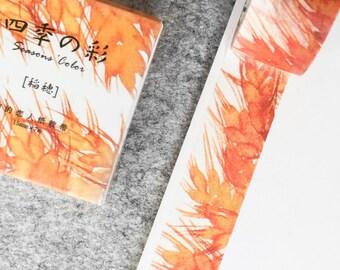 Cute washi tape - wheat | Cute Stationery