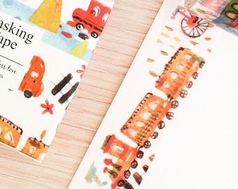 Cute washi tape - playground | Cute Stationery