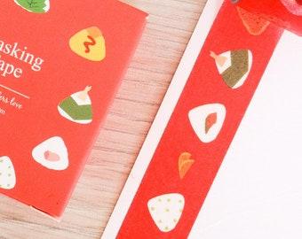 Cute washi tape - sushi | Cute Stationery