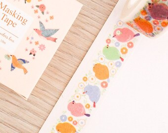 Cute washi tape - little birds | Cute Stationery