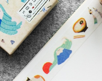 Cute washi tape - japanese graphics | Cute Stationery