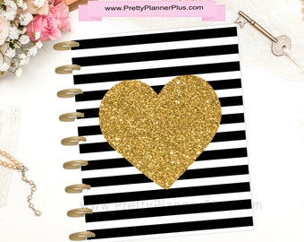 Instant Download, For Use With The Happy Planner® Mambi Planner®, Planner Cover Set, IHP4