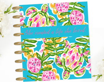 Instant Download, For Use With The Happy Planner® Mambi Planner®, Planner Cover Set, IHPLP15