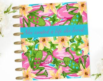 Instant Download, For Use With The Happy Planner® Mambi Planner®, Planner Cover Set, IHPLP5