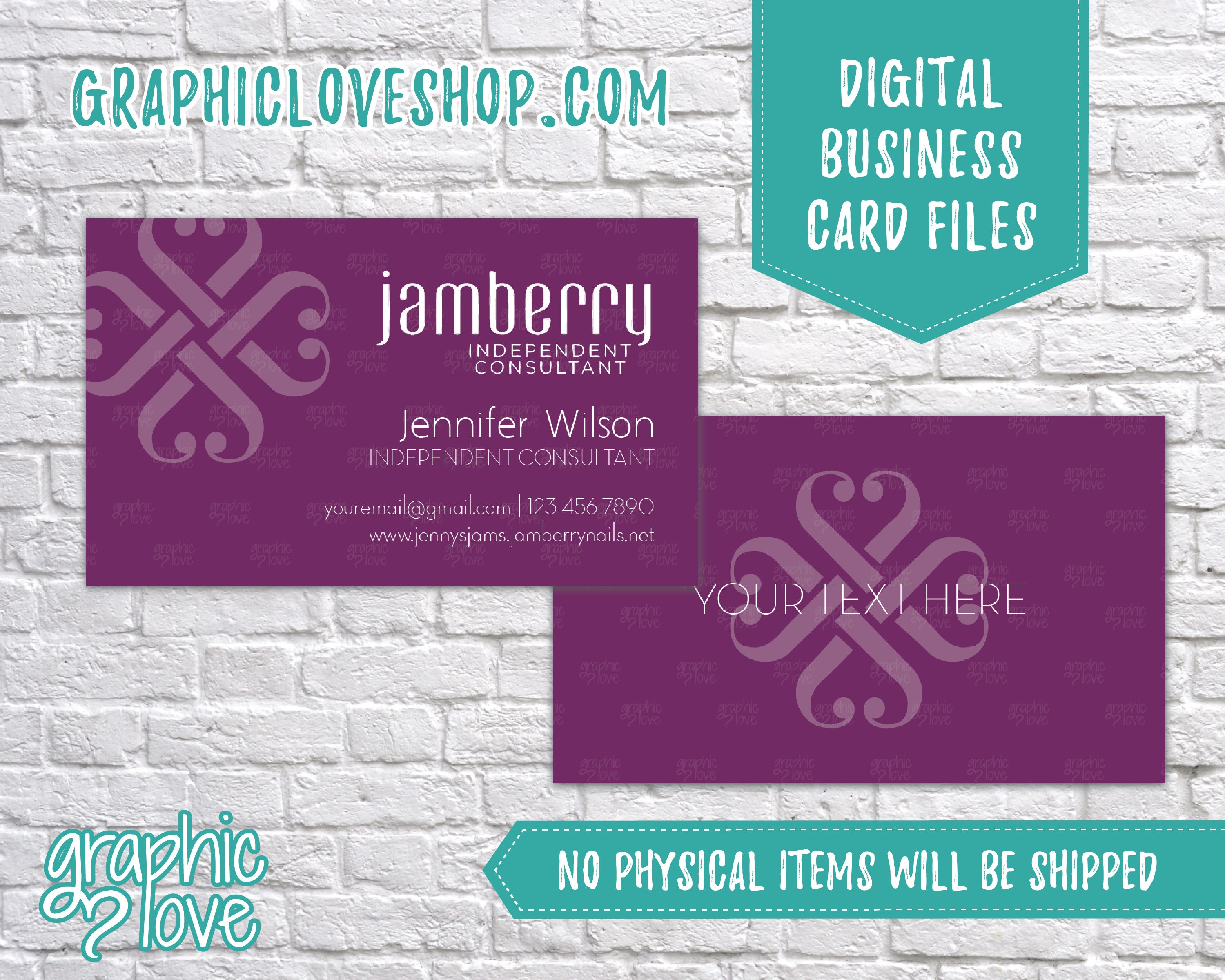 Printable personalized jamberry independent consultant double sided printable personalized jamberry independent consultant double sided business card calling card small biz digital jpg png pdf files reheart Choice Image