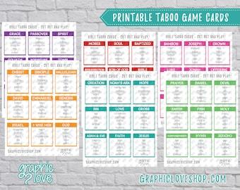 Games & Printables