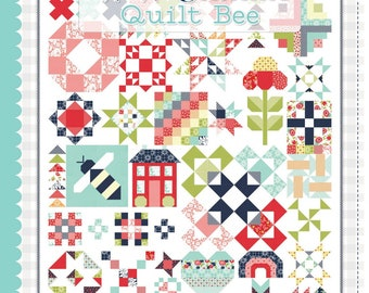 Irresistible Quilt Kit by Cottonway in Smitten by Bonnie and Camille