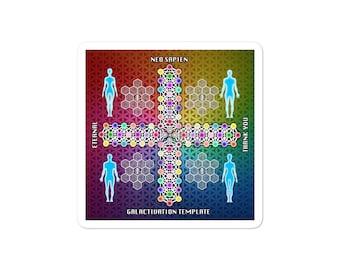 Galactivation Template Sticker