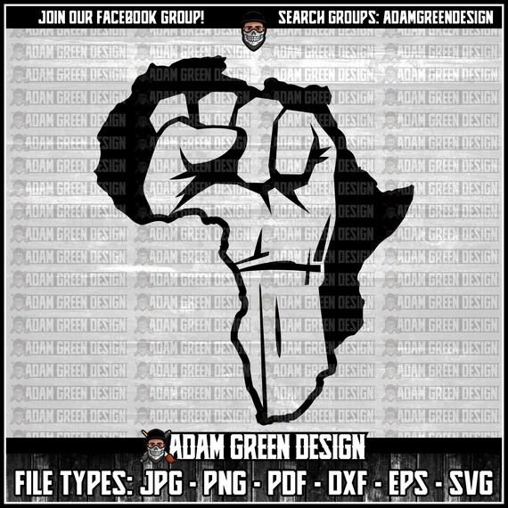 Black Lives Matter Svg Black Power Blm Free Ish Since 1865 Etsy