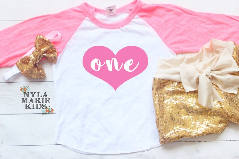 c67e3d13ca143 First Birthday Outfit Girl Pink Birthday Outfit Girls 1st   Etsy