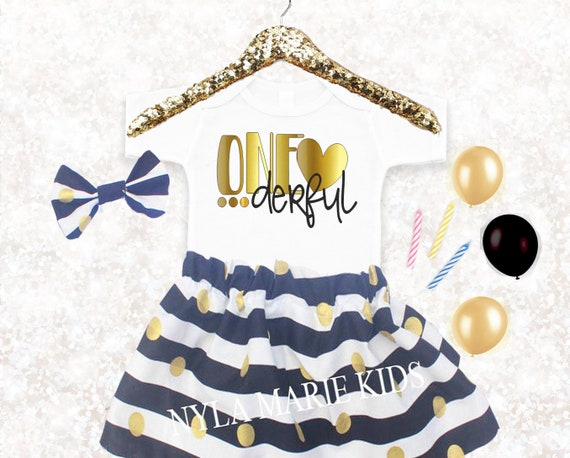 Birthday Outfit 1 Girls Birthday Tutu Outfit First Birthday Outfit One Year Old Birthday Outfit One derfully Adorable 1st Birthday.