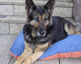 Original waterproof dog bed, size: 27 x 39 inches