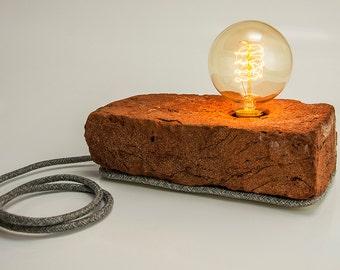Brick Lamp , Desk Lamp , Table Lamp