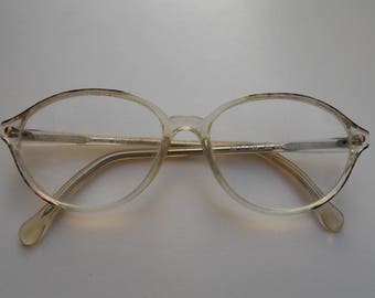 6245337dc91 Yellow frame glasses