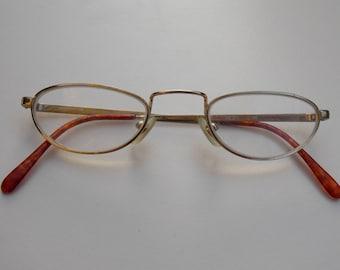 338869db26 Square lens small glasses fielmann glasses gold frame