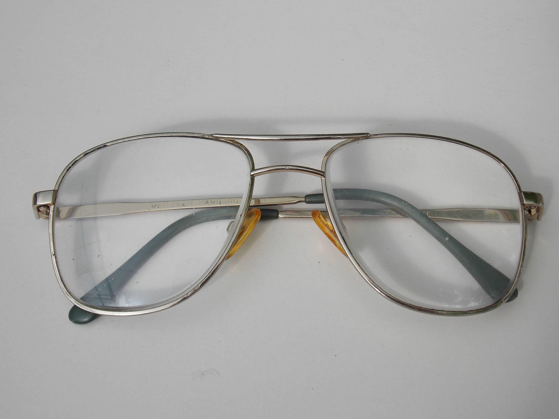 Meitzner Hamburg Gläser Vintage Brille große Brille
