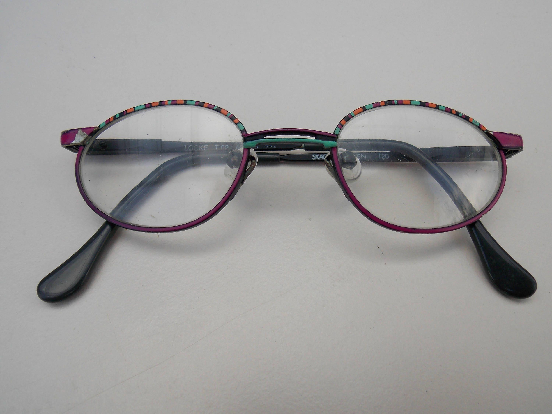 Skaga Schweden Brille kleine Gläser kleine Gläser Kinder | Etsy