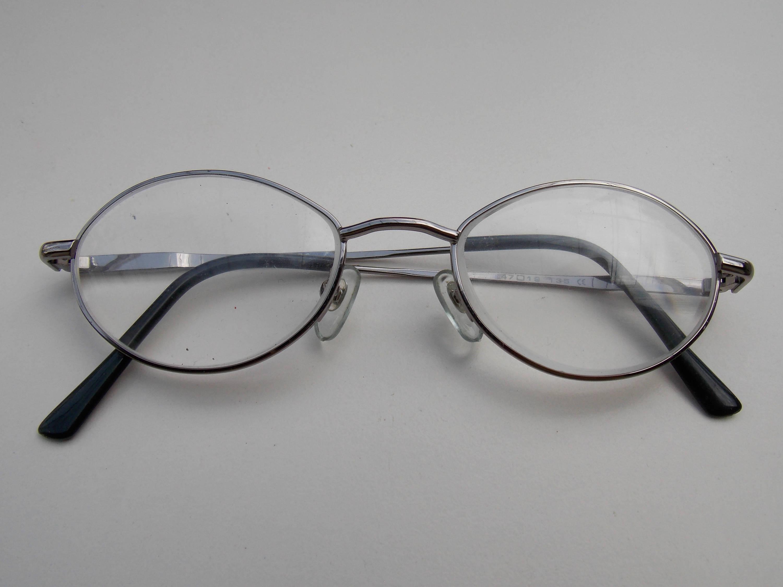 Gafas de lente oval Apolo marco Apolo marco de plata marco | Etsy