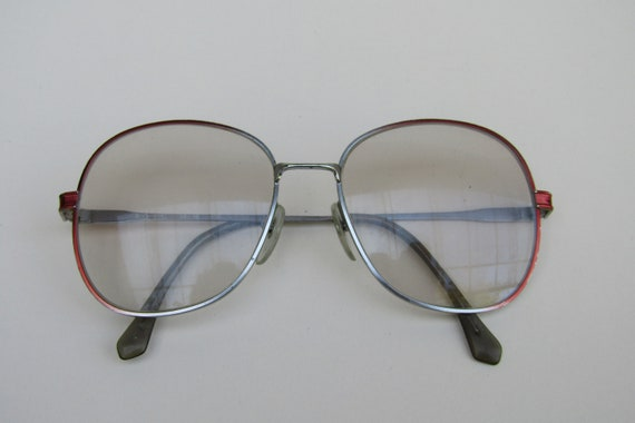 Women glasses, retro eyeglasses, vintage eye glass