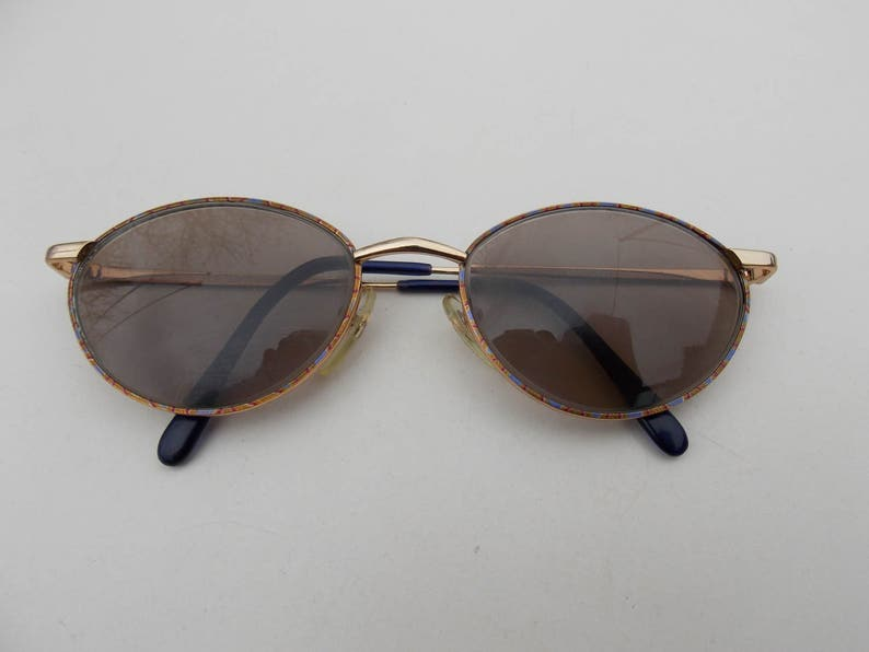555d777cef Small retro sunglasses Vintage glasses dark frameblack lens