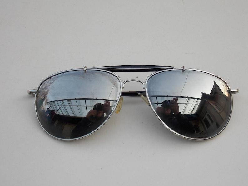 f09977b856c5db Serpaco zonnebrillen Vintage glazen Serpaco frame donkere