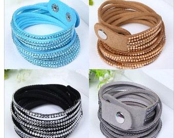 Nice Rhinestone bracelet