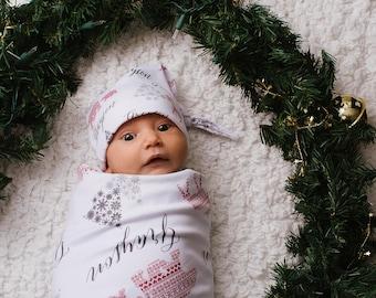 Christmas baby gift | Etsy