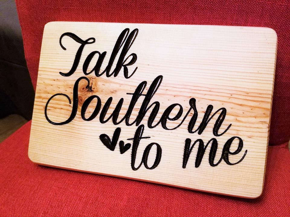 Wood Signs with Southern Sayings | Grandmas Are Just ...  |Southern Girl Signs
