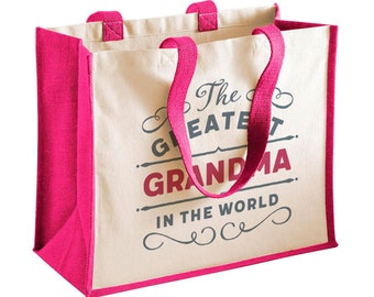 Grandma Gift Bag Cool Christmas For Birthday Novelty Present Fantastic Keepsake Any Time Of Year