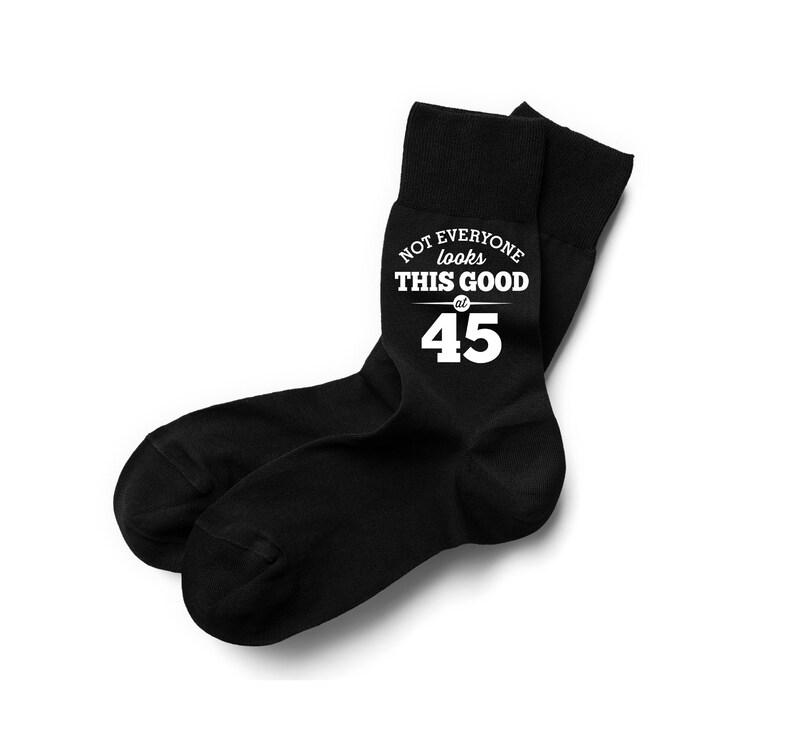 45th Birthday Keepsake 1973 Birthday 45 Birthday Gift 45 Years Old 45th Birthday Idea Vintage Socks 45th Birthday Gift