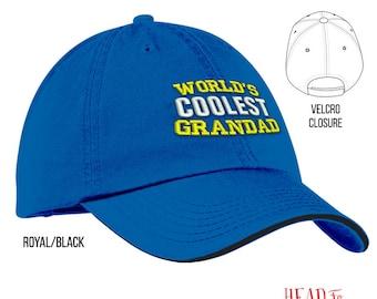 Cool Grandad, Grandad Gift, Grandad Hat, Grandad To Be, Grandad Birthday, Birthday Gift For Grandad, Best Grandad, Awesome Grandad