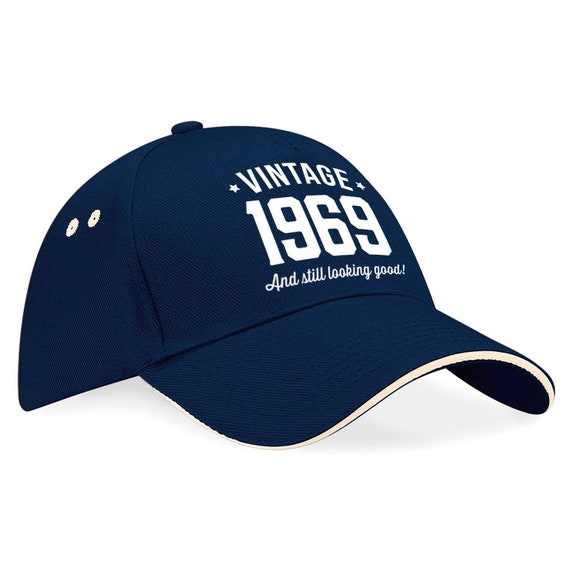 50th Birthday 1969 Baseball Cap Gift