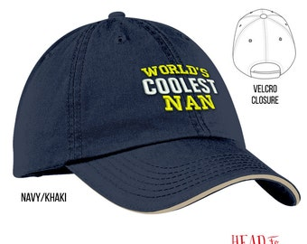 Cool Nan, Nan Gift, Nan Hat, Nan To Be, Nan Birthday, Birthday Gift For Nan, Best Nan, Awesome Nan