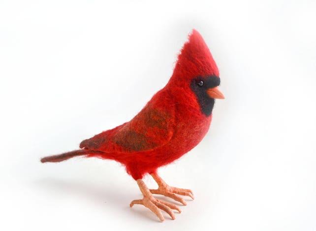 Northern Cardinal Is The Symbol Of Nfl Team Arizona Cardinals Etsy