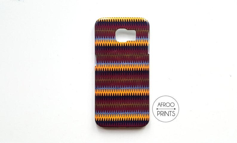 AFROOPRINTS African print smartphone shell Wax XXXI image 0