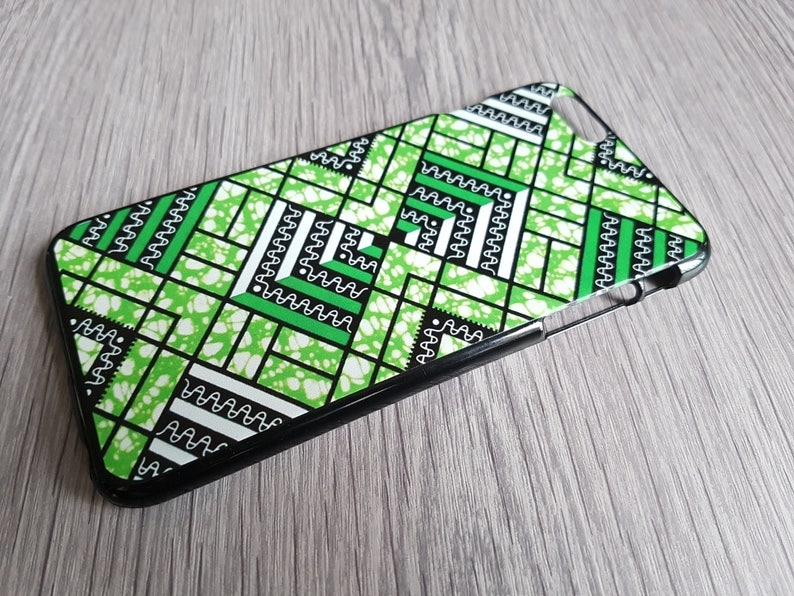 AFROOPRINTS Wax African Prints I smartphone shell image 0