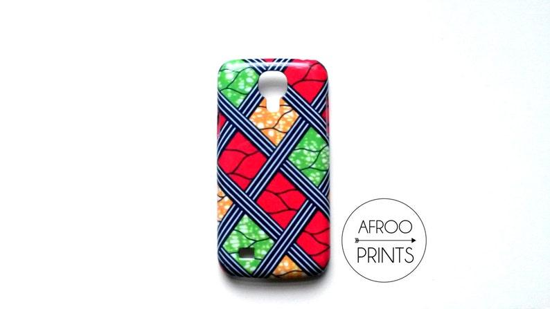 AFROOPRINTS African print smartphone shell Wax VIII image 0